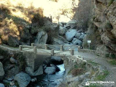 Alpujarras Granadinas [Puente de Reyes] rutas a caballo madrid rutas caballo madrid rutas senderismo
